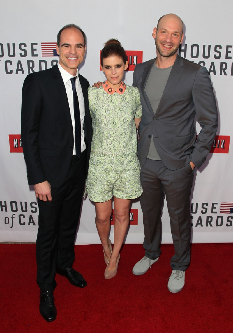 Arrivals at the 'House of Cards' Q&A Event 37057