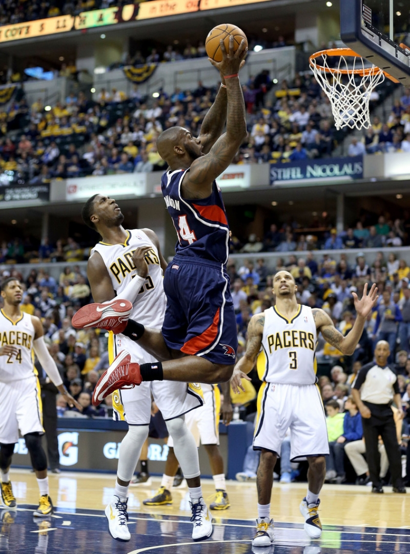 Atlanta Hawks v Indiana Pacers - Game One 37067