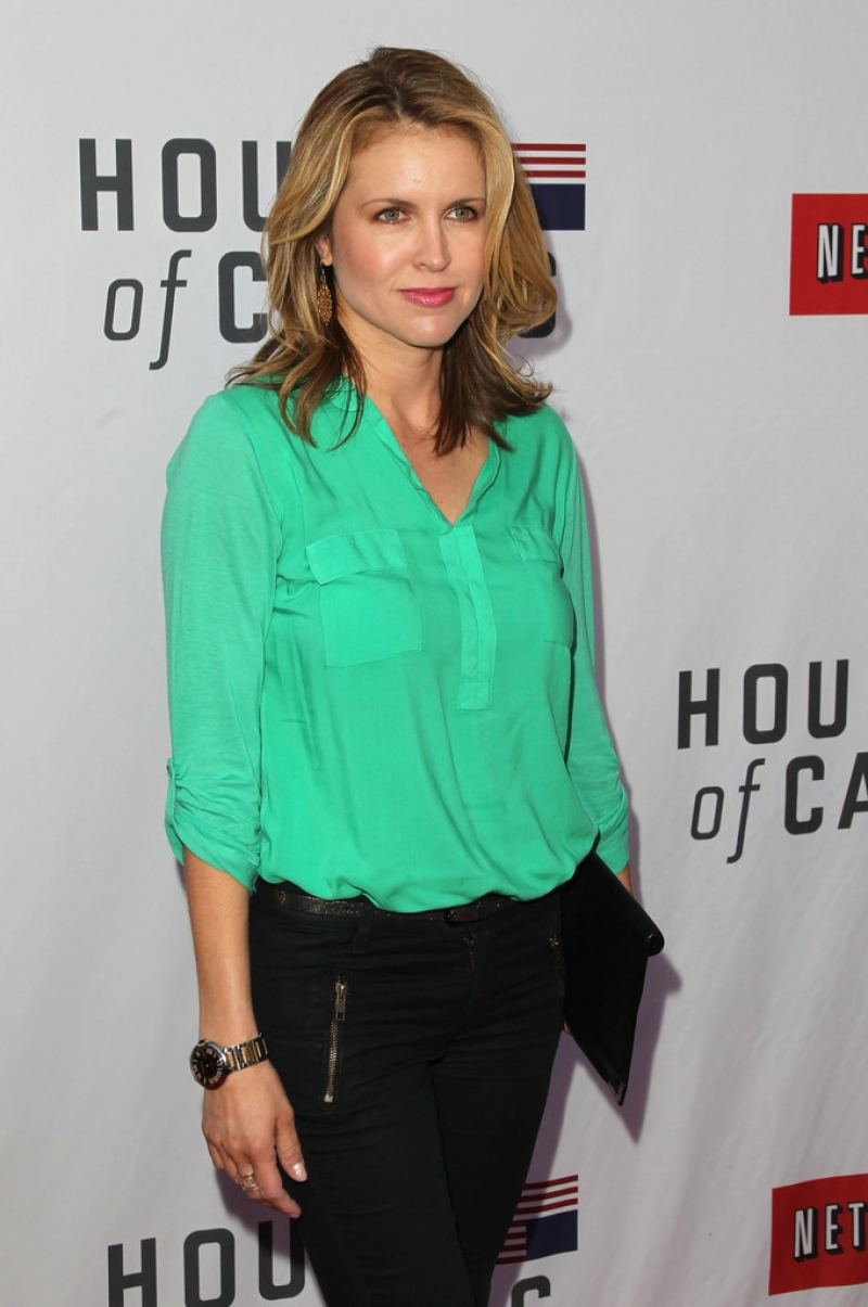 Arrivals at the 'House of Cards' Q&A Event 37077