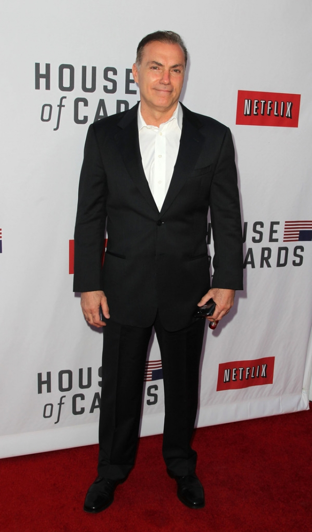 Arrivals at the 'House of Cards' Q&A Event 37081