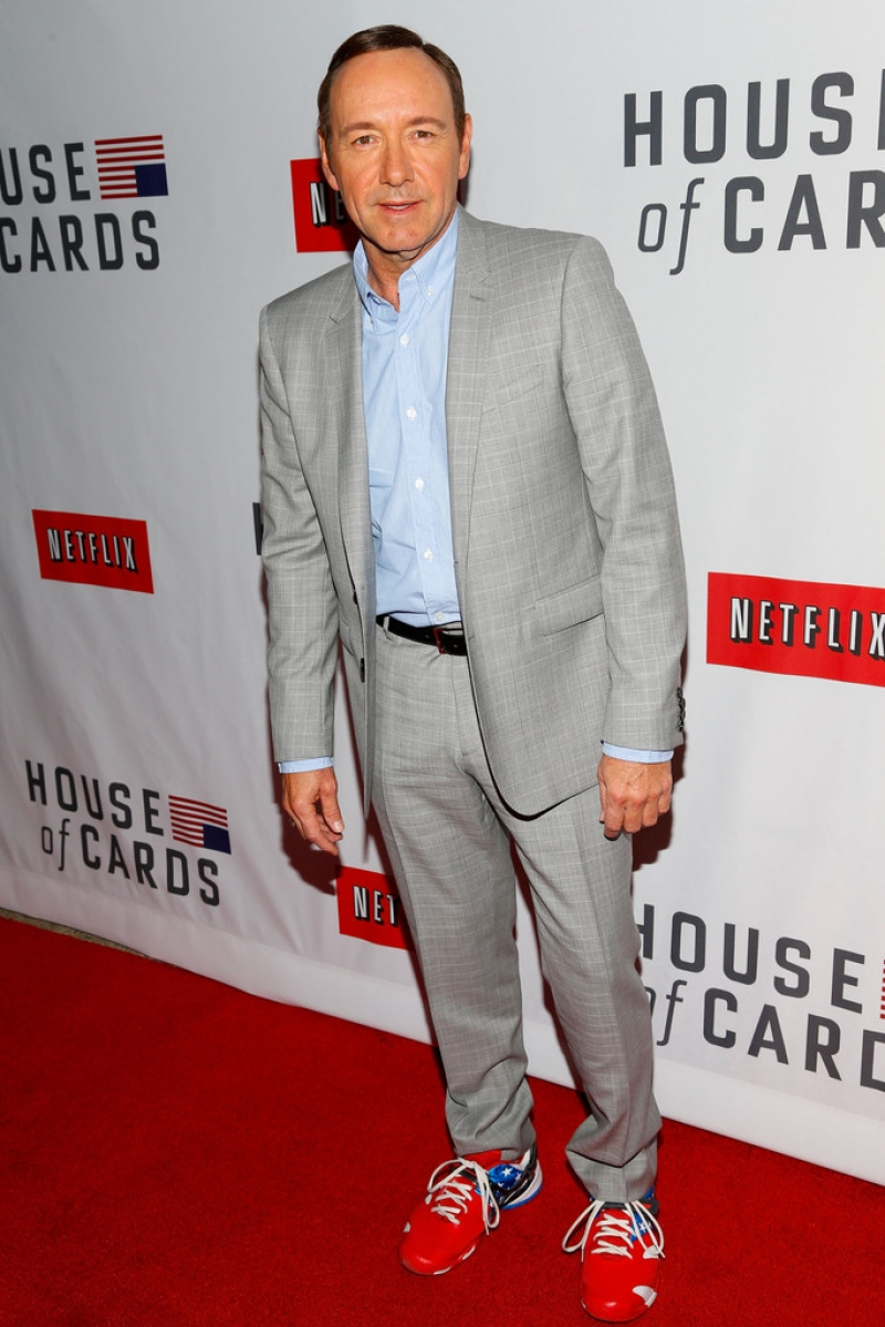 Arrivals at the 'House of Cards' Q&A Event 37101