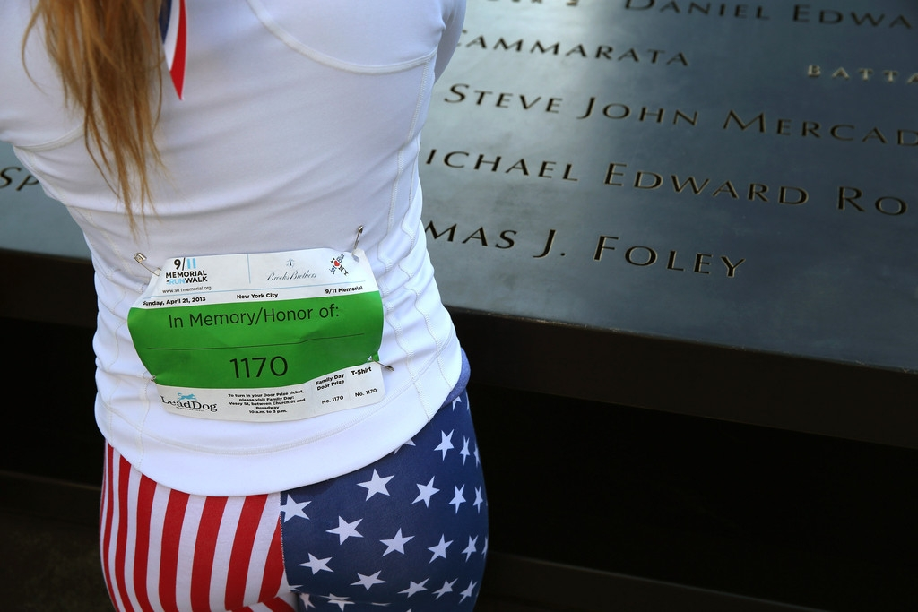 9/11 Memorial Memorial Run And Walk Held In New York Amid Increased Security ... 37132