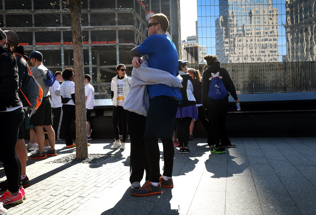 9/11 Memorial Memorial Run And Walk Held In New York Amid Increased Security ... 37142