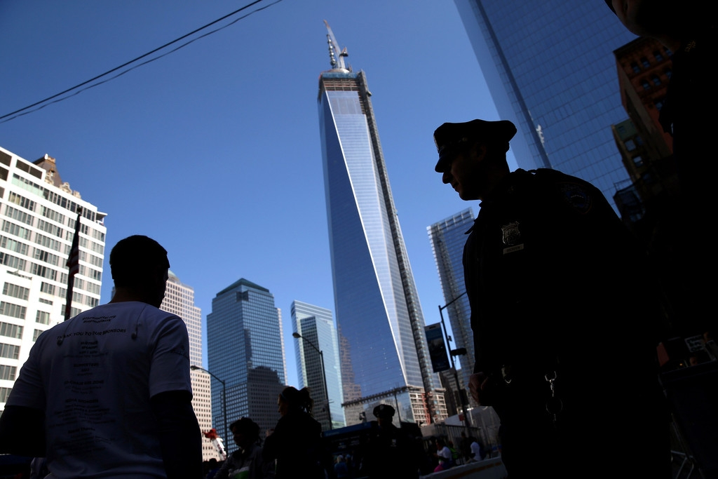 9/11 Memorial Memorial Run And Walk Held In New York Amid Increased Security ... 37155