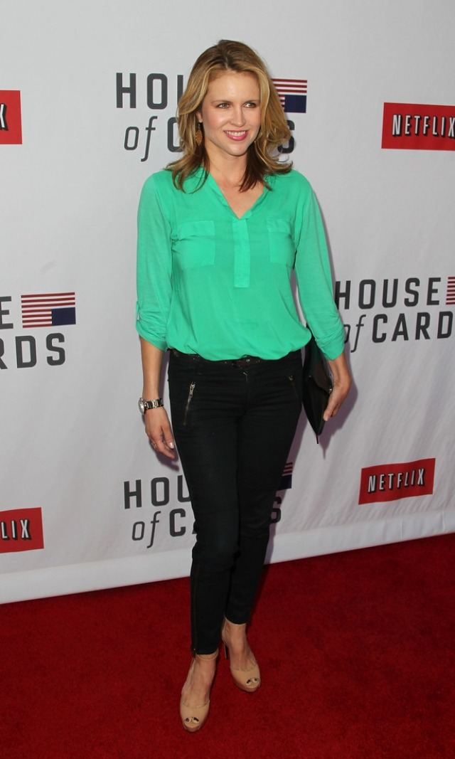 Arrivals at the 'House of Cards' Q&A Event 37164