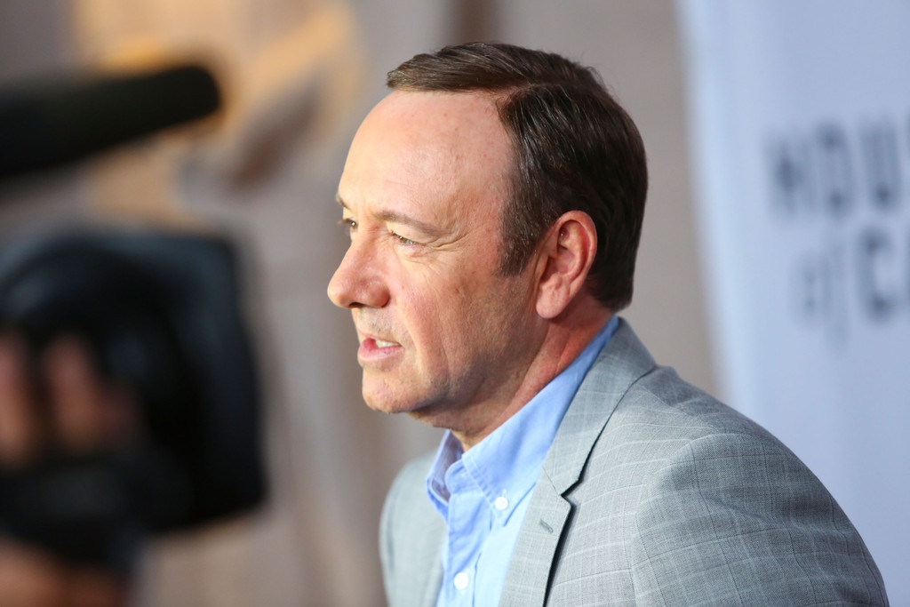 Arrivals at the 'House of Cards' Q&A Event 37170