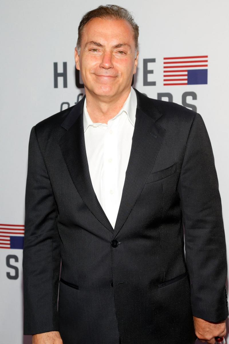 Arrivals at the 'House of Cards' Q&A Event 37172