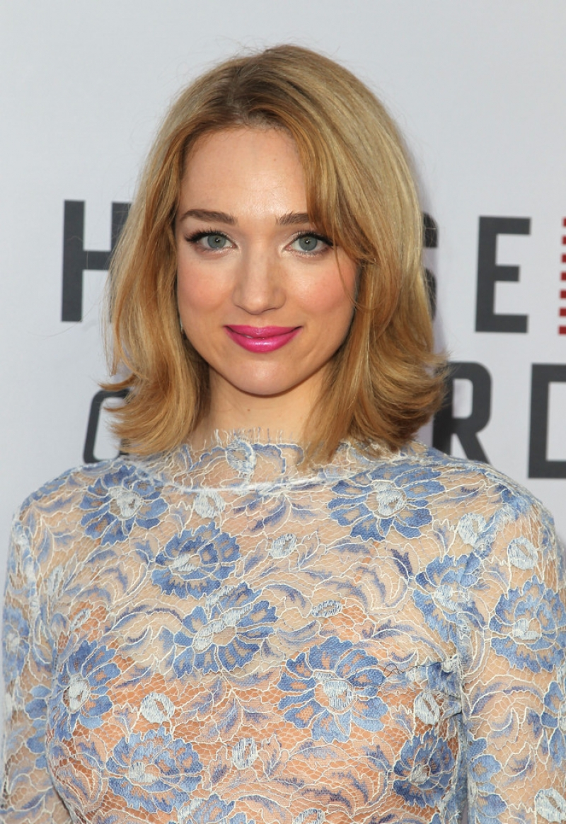 Arrivals at the 'House of Cards' Q&A Event 37193