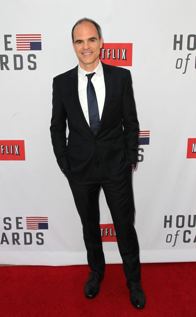 Arrivals at the 'House of Cards' Q&A Event 37213