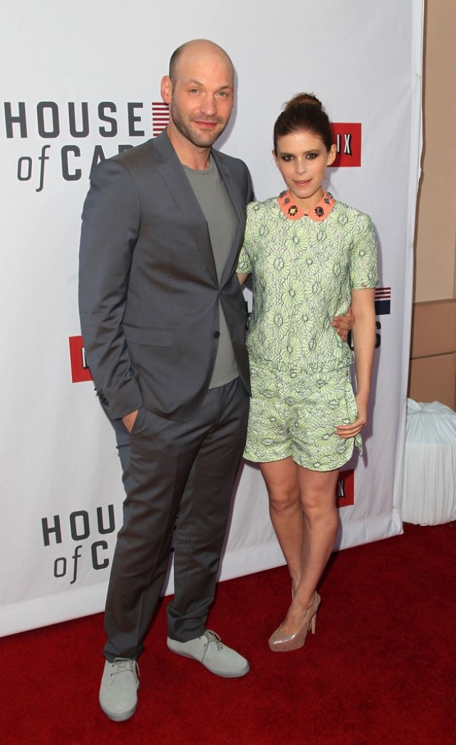 Arrivals at the 'House of Cards' Q&A Event 37229