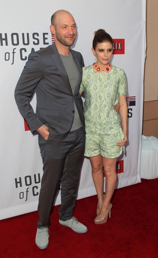 Arrivals at the 'House of Cards' Q&A Event 37230