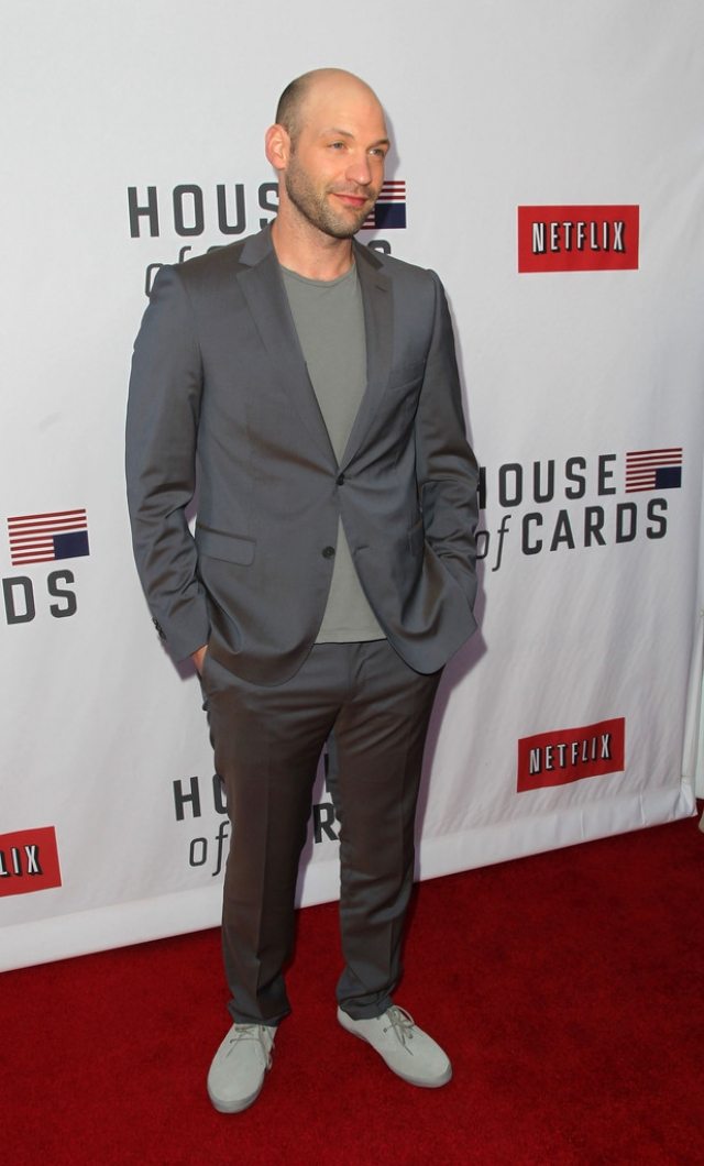 Arrivals at the 'House of Cards' Q&A Event 37232