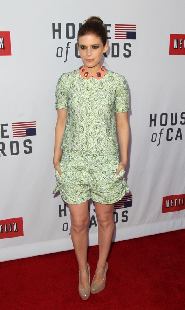 Arrivals at the 'House of Cards' Q&A Event 37239