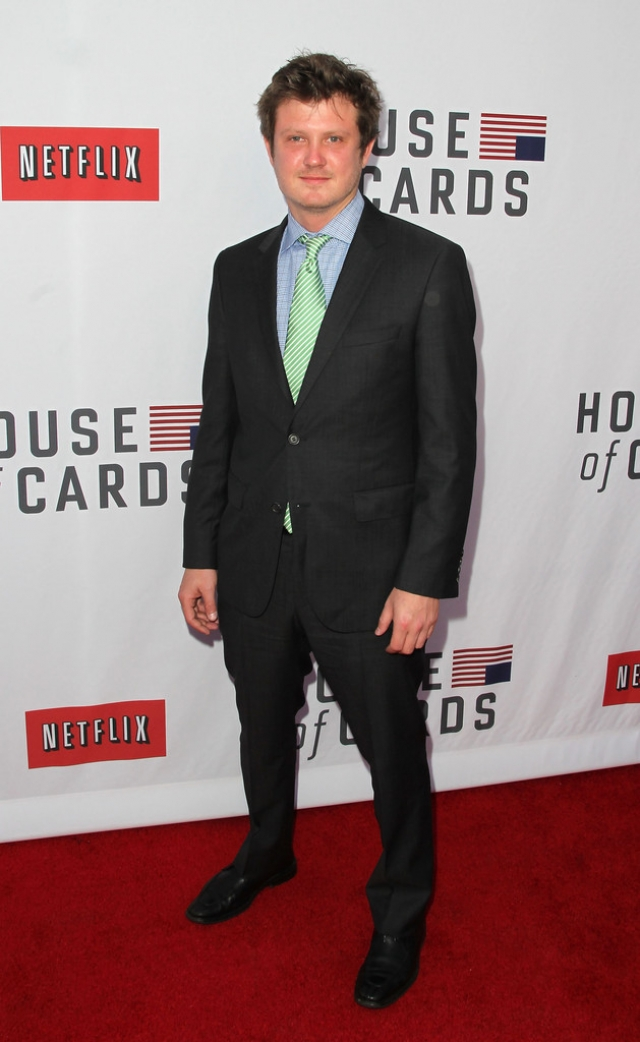 Arrivals at the 'House of Cards' Q&A Event 37240