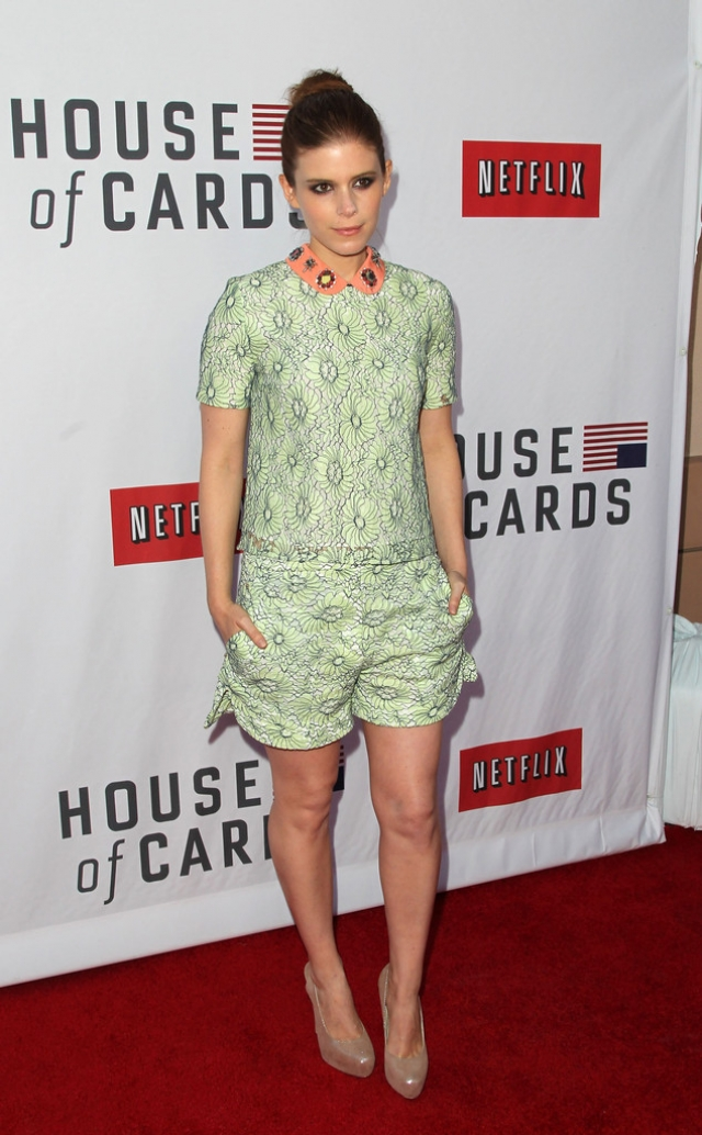 Arrivals at the 'House of Cards' Q&A Event 37253