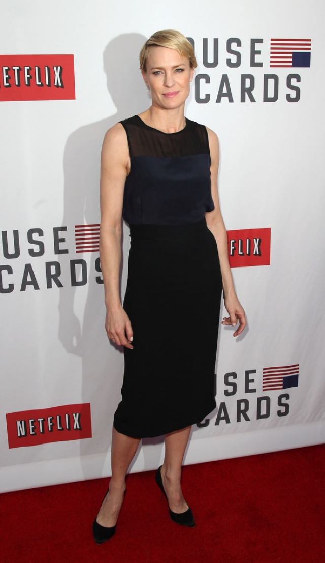 Arrivals at the 'House of Cards' Q&A Event 37273