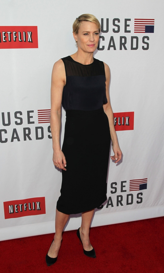 Arrivals at the 'House of Cards' Q&A Event 37274