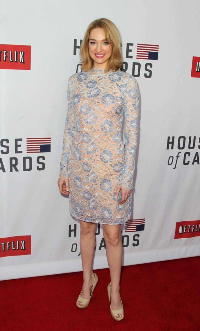 Arrivals at the 'House of Cards' Q&A Event 37281
