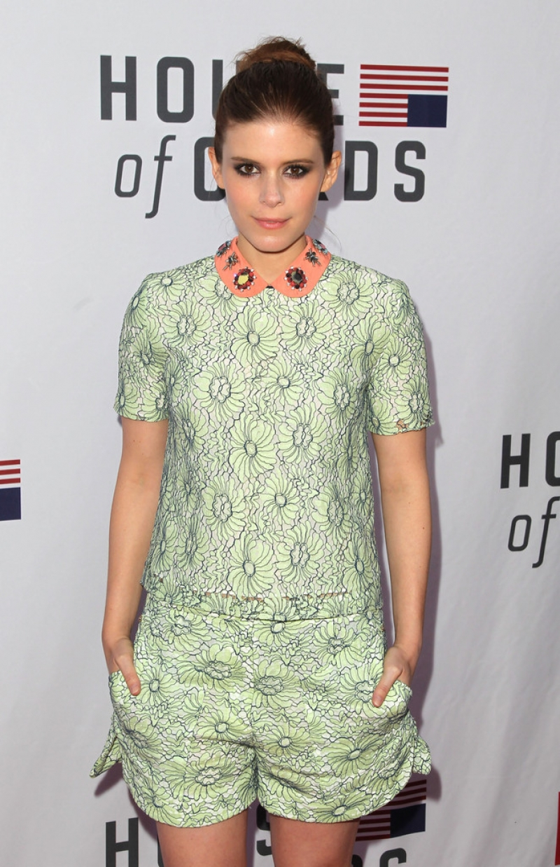 Arrivals at the 'House of Cards' Q&A Event 37288