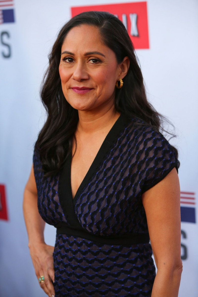 Arrivals at the 'House of Cards' Q&A Event 37294