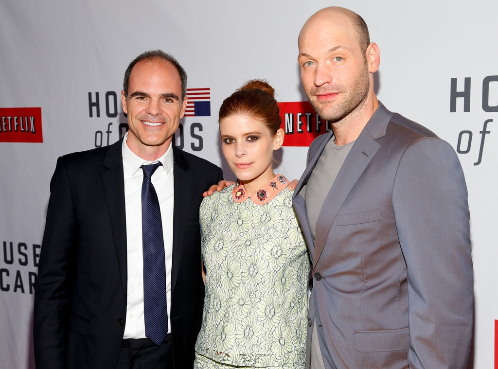 Arrivals at the 'House of Cards' Q&A Event 37295