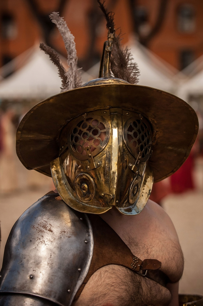 Romans Celebrate the 2,766th Anniversary of Their City 37366