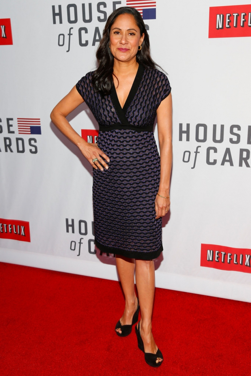 Arrivals at the 'House of Cards' Q&A Event 37369