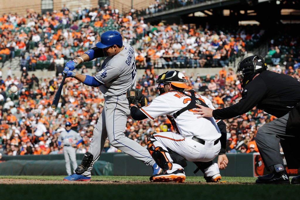 Los Angeles Dodgers v Baltimore Orioles 37657