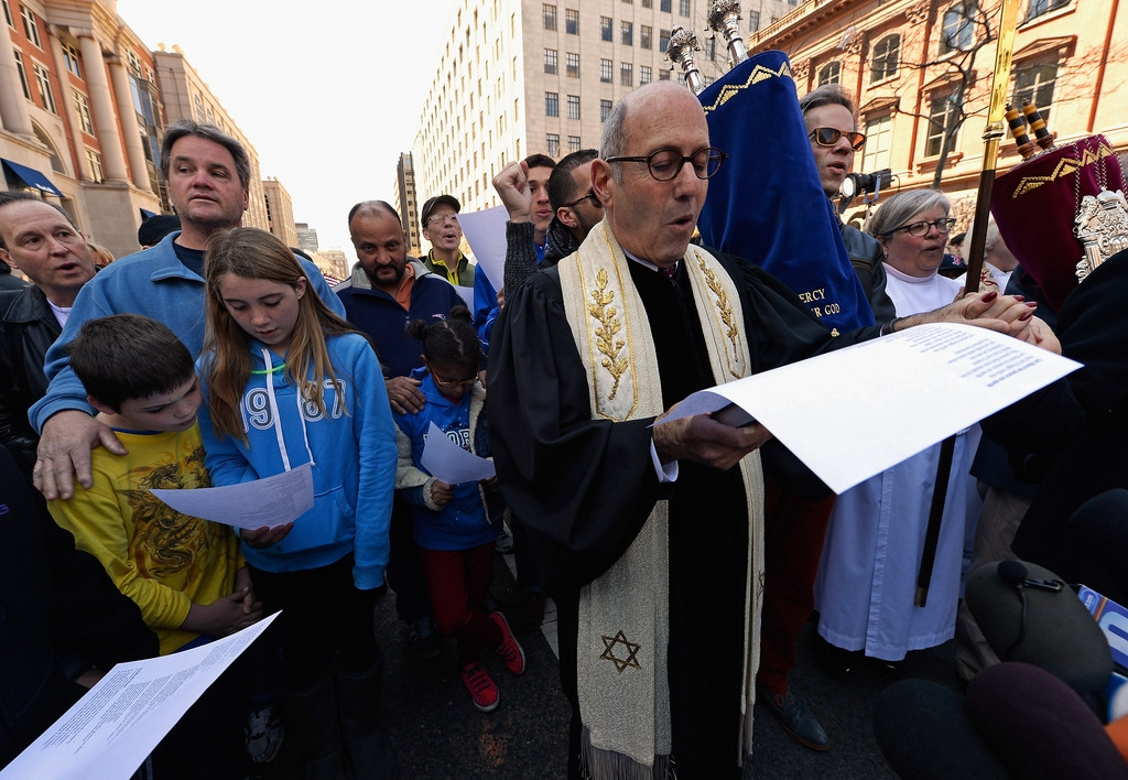 Memorials Services Held in Honor of Boston Marathon Bombing Victims 37685