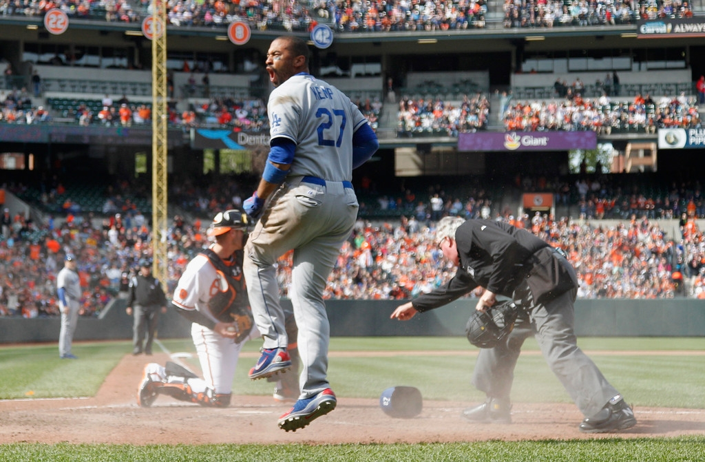 Los Angeles Dodgers v Baltimore Orioles 37717