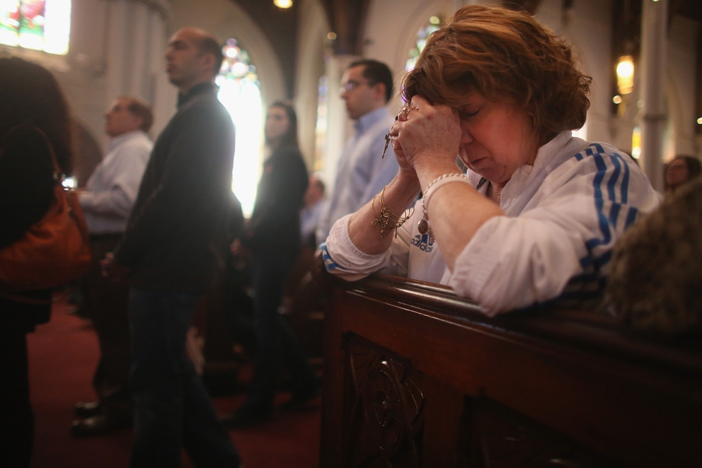 Memorials Services Held in Honor of Boston Marathon Bombing Victims 37751