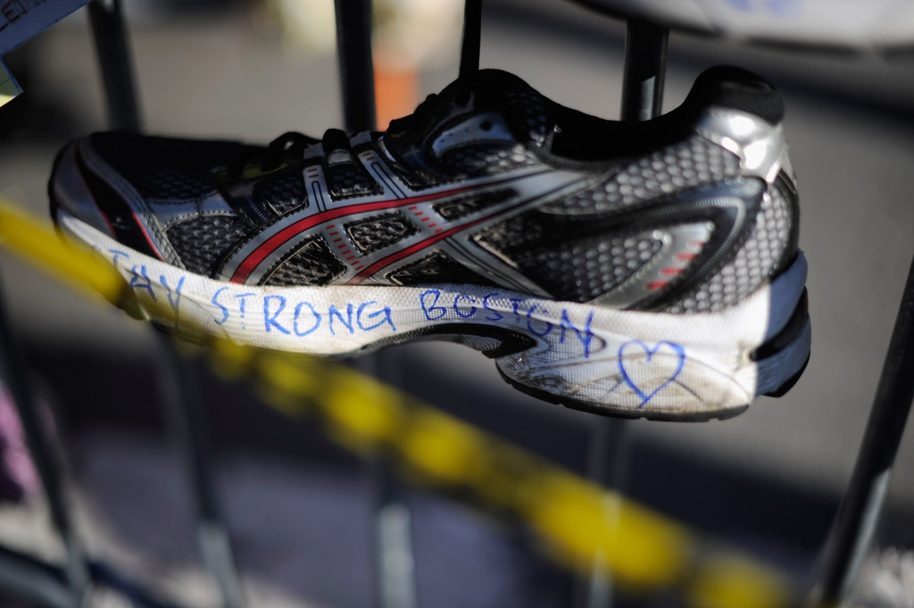 Memorials Services Held in Honor of Boston Marathon Bombing Victims 37960