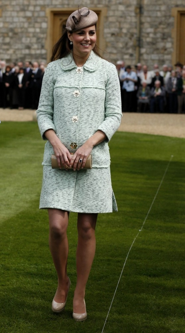 Kate Middleton Celebrates the Scouts 2 38109