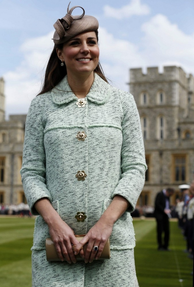 Kate Middleton Celebrates the Scouts 2 38111