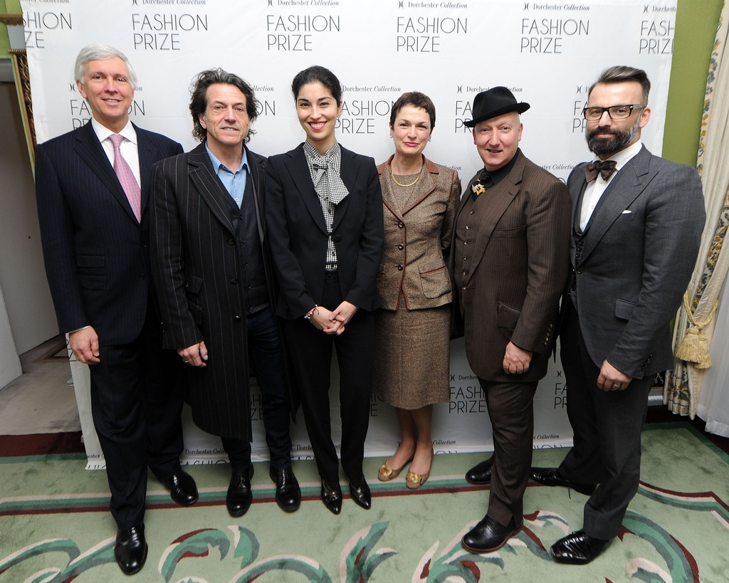 Launch of the 2013 Dorchester Collection Fashion Prize 38119