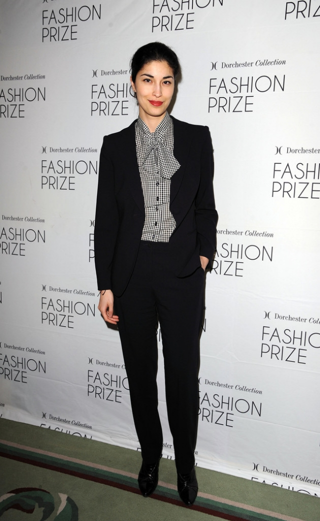 Launch of the 2013 Dorchester Collection Fashion Prize 38124