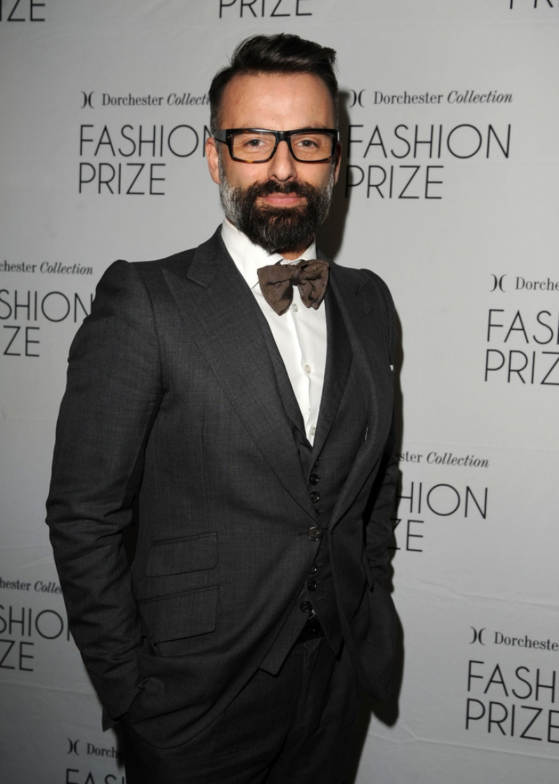 Launch of the 2013 Dorchester Collection Fashion Prize 38127
