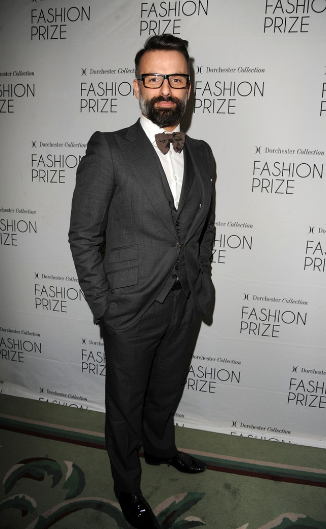 Launch of the 2013 Dorchester Collection Fashion Prize 38132