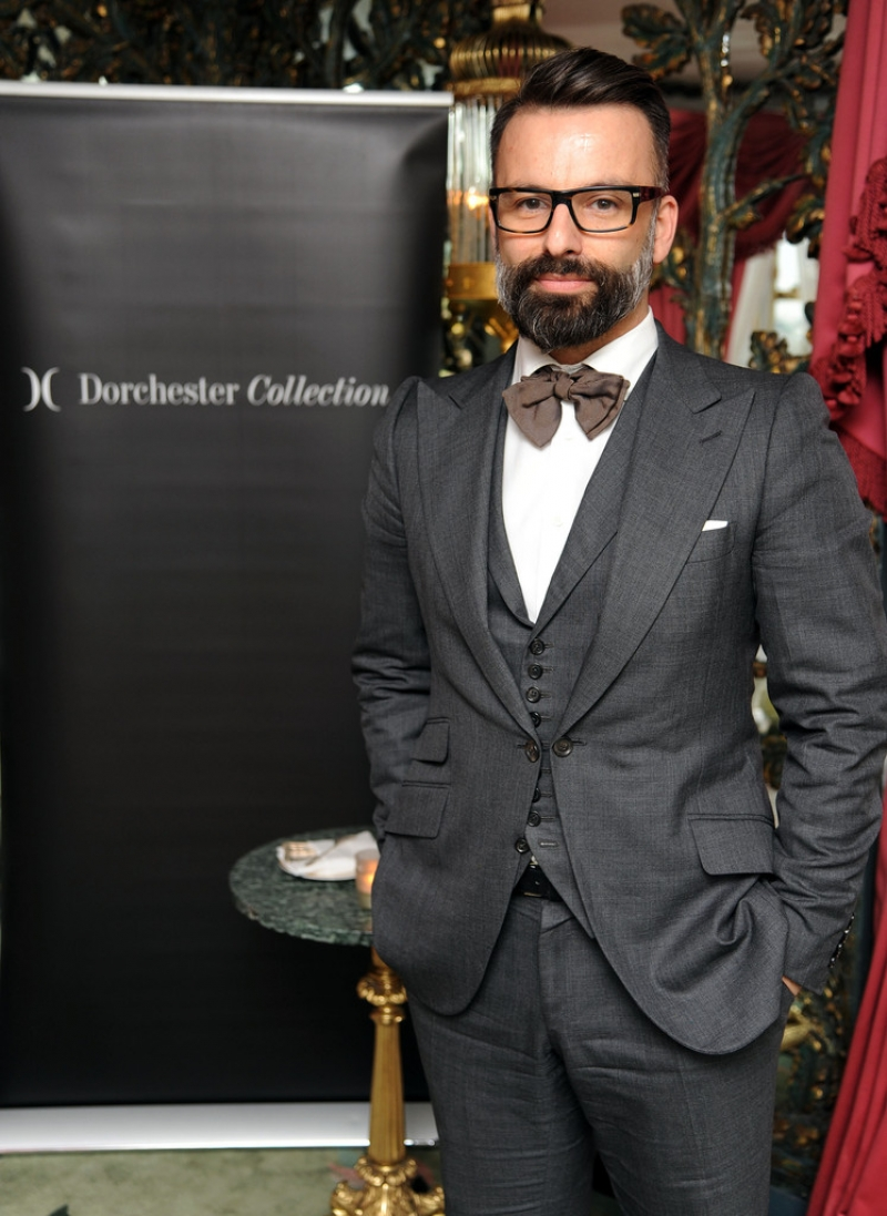 Launch of the 2013 Dorchester Collection Fashion Prize 38141