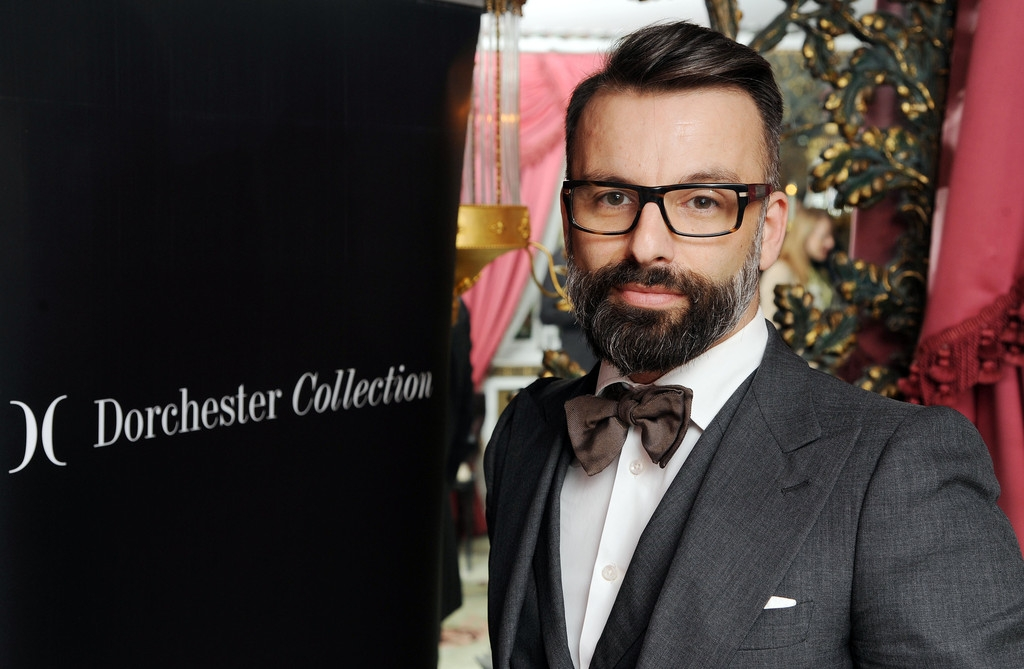 Launch of the 2013 Dorchester Collection Fashion Prize 38143