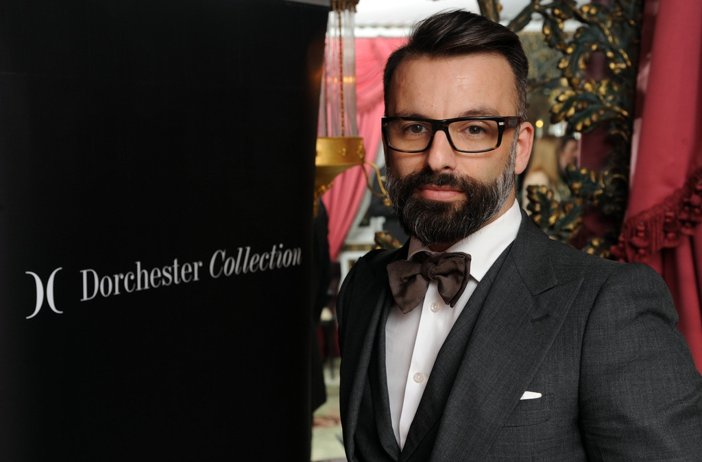 Launch of the 2013 Dorchester Collection Fashion Prize 38159