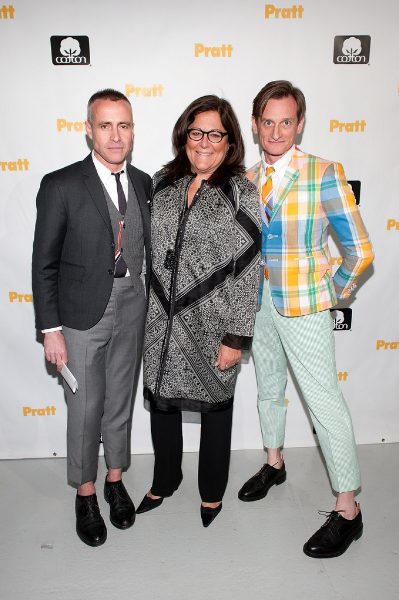 Arrivals at the Pratt Institute Presentation 38221