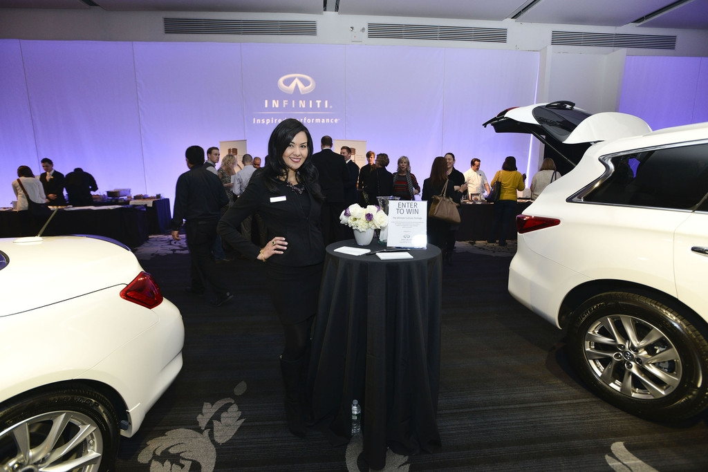 Gotham Magazine And Infiniti Invite You To A Culinary Event At ESPACE 38234