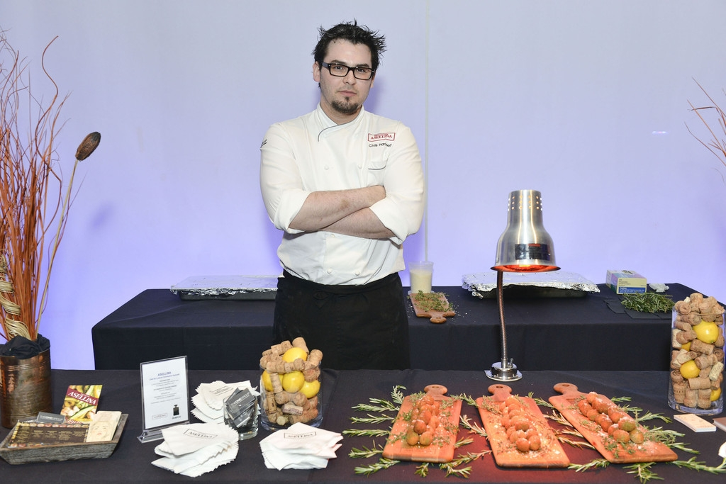 Gotham Magazine And Infiniti Invite You To A Culinary Event At ESPACE 38259