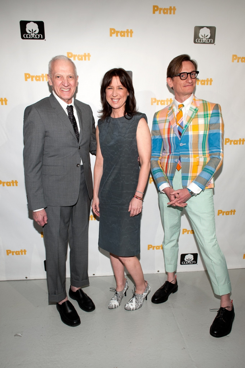 Arrivals at the Pratt Institute Presentation 38282