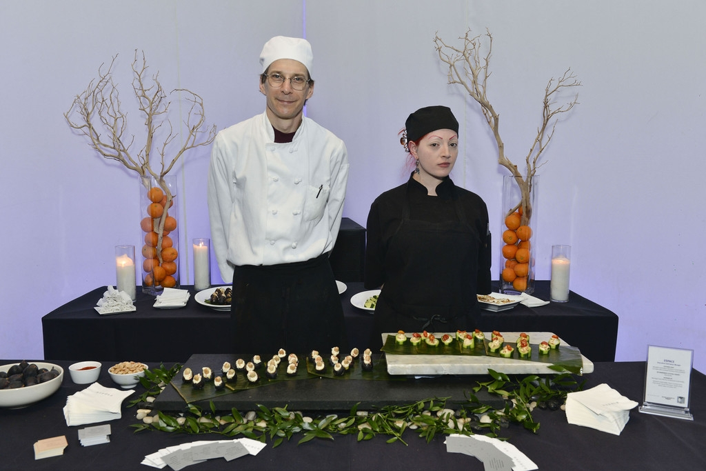 Gotham Magazine And Infiniti Invite You To A Culinary Event At ESPACE 38298