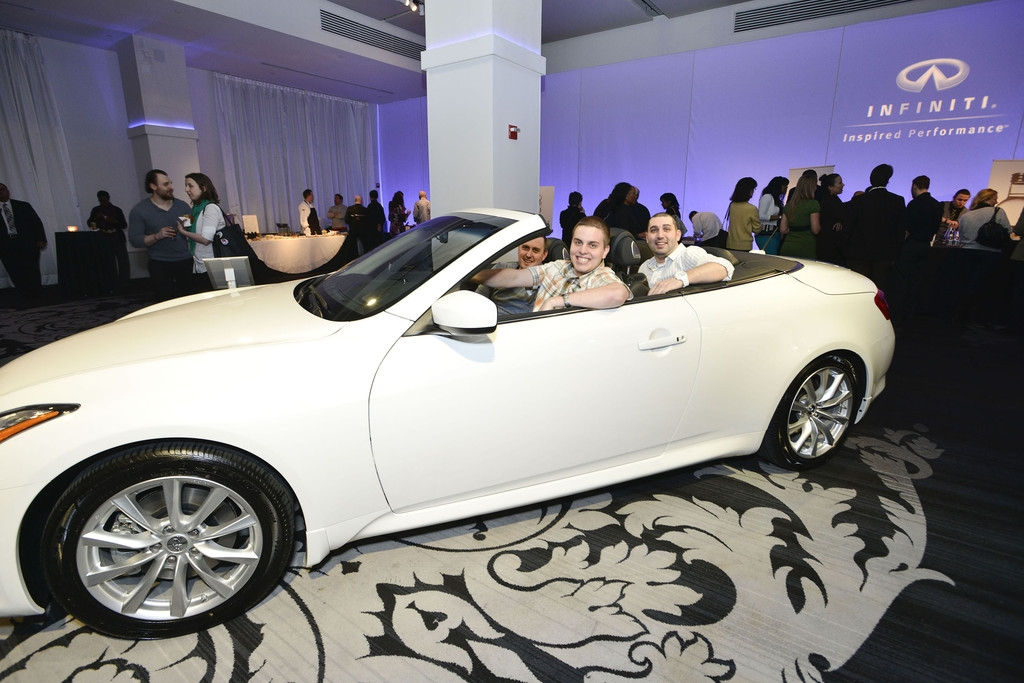 Gotham Magazine And Infiniti Invite You To A Culinary Event At ESPACE 38309
