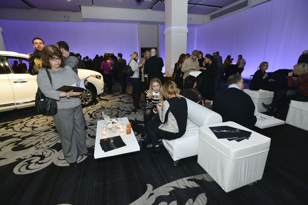 Gotham Magazine And Infiniti Invite You To A Culinary Event At ESPACE 38313