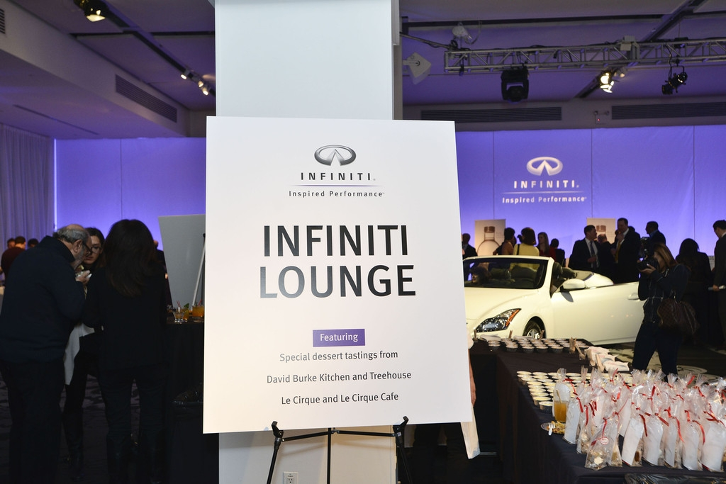 Gotham Magazine And Infiniti Invite You To A Culinary Event At ESPACE 38329
