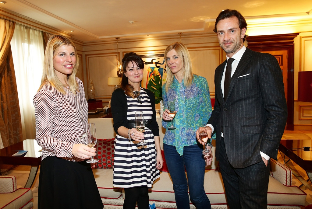 The Dorchester Collection Fashion Prize Launches in Milan 38485